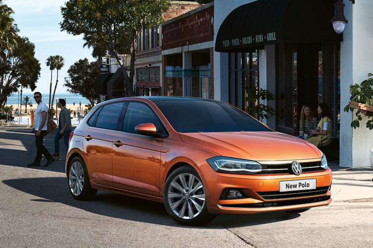 Polo MPI 66kW Conceptline offer