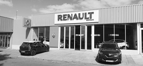 Kelston Renault