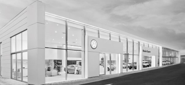 Market Square Volkswagen Uitenhage