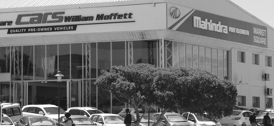 Mahindra Port Elizabeth